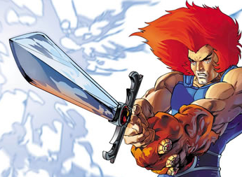 ThunderCats are go!
