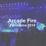 playlist art Arcade Fire live